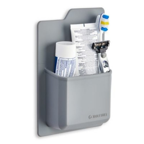 Tooletries Silicone Toiletry Organizer in Grey