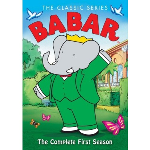 Babar: The Classic Series - The Complete First Season [2 Discs]