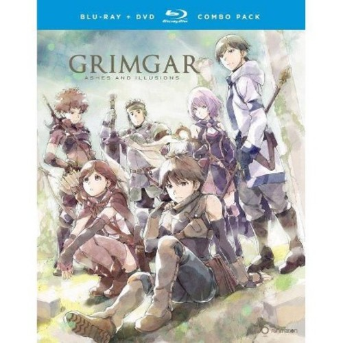 Grimgar Ashes And Illusions:Complete (Blu-ray)