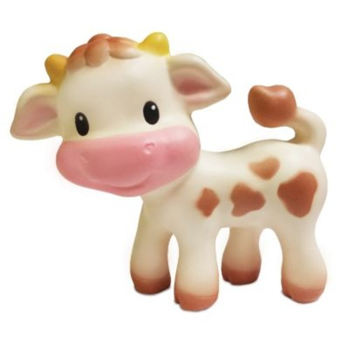Infantino Squeeze & Teethe Cow
