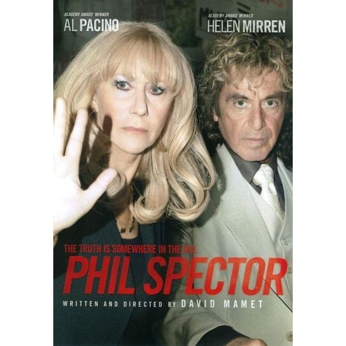 Phil Spector [DVD] [2013]