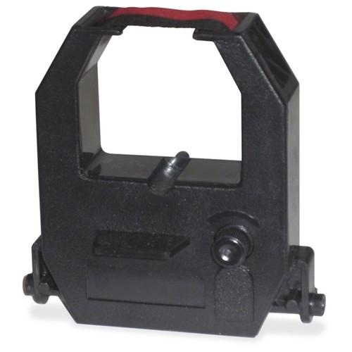 Acroprint Ribbon Cartridge - Dot Matrix - Red, Black - 1 Each