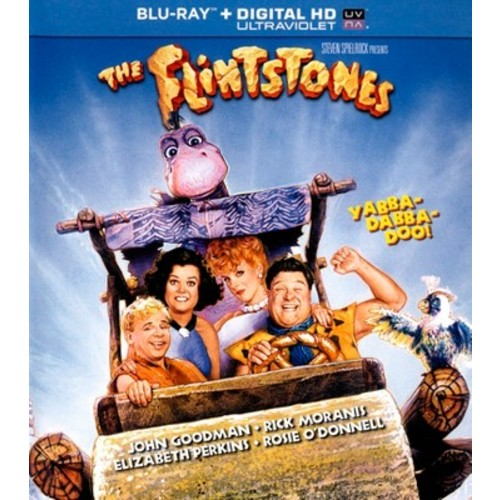The Flintstones [Includes Digital Copy] [UltraViolet] [Blu-ray]