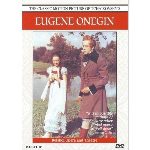 Eugene Onegin [DVD] [1959]