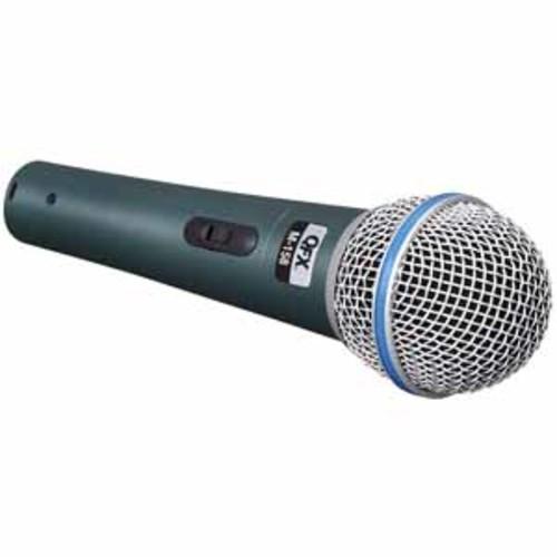 QFX Professional Dynamic Uni-Directional Microphone