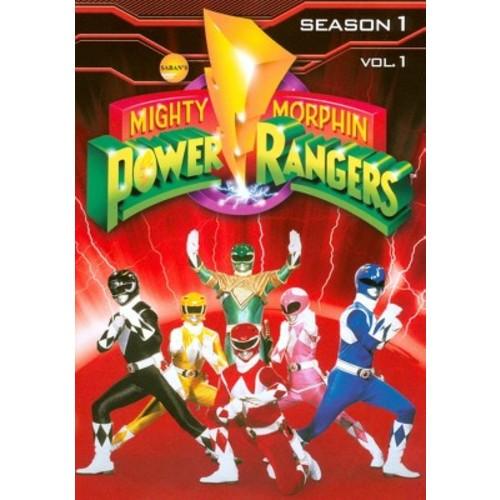 Mighty Morphin Power Rangers: Season One Vol. 1 (DVD)