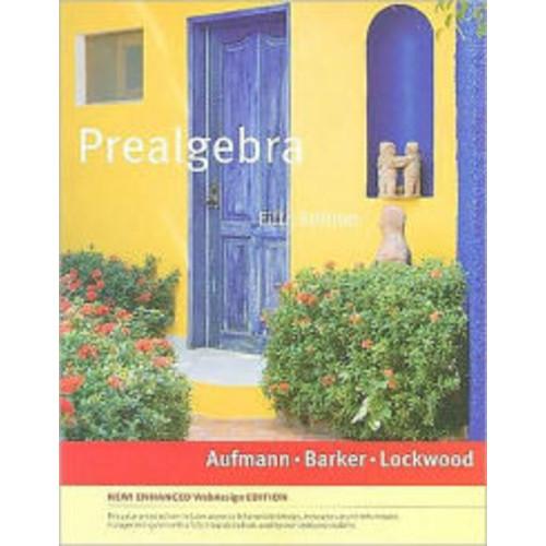 Prealgebra, Enhanced Edition / Edition 5