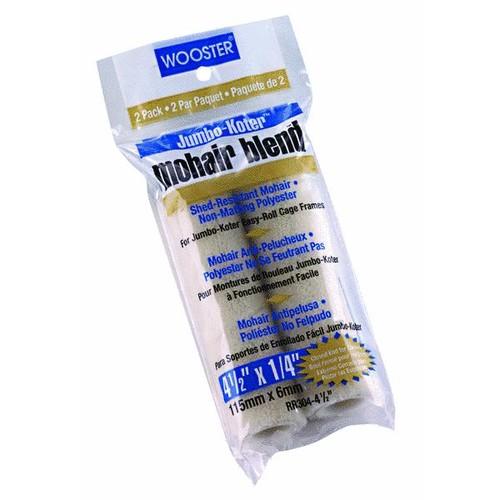 Wooster Jumbo-Koter Mohair Blend Specialty Roller Cover - RR304-4-1/2
