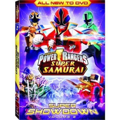 Power Rangers Super Samurai, Vol. 2: Super Showdown [DVD]