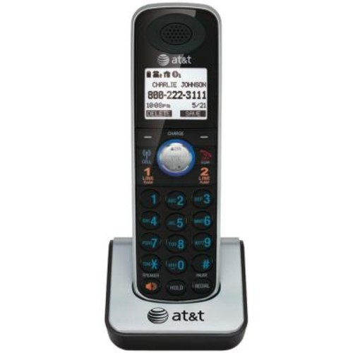 AT&T DECT 6.0 Handset Cordless Phone with Bluetooth Wireless Technology