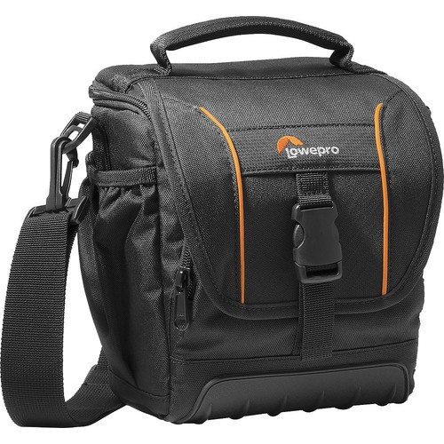 Lowepro - Adventura SH 140 II Camera Bag - Black