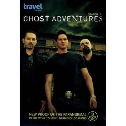 Ghost Adventures: Season 4 [3 Discs]