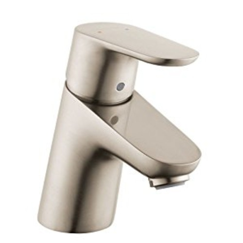 Hansgrohe 04370820 Focus E 70 Single Hole Faucet, Brushed Nickel