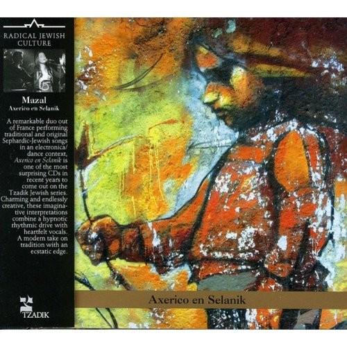 Axerico en Selanik [CD]