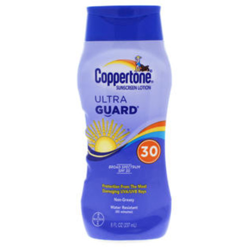 Coppertone Ultra Guard Sunscreen Lotion SPF 30