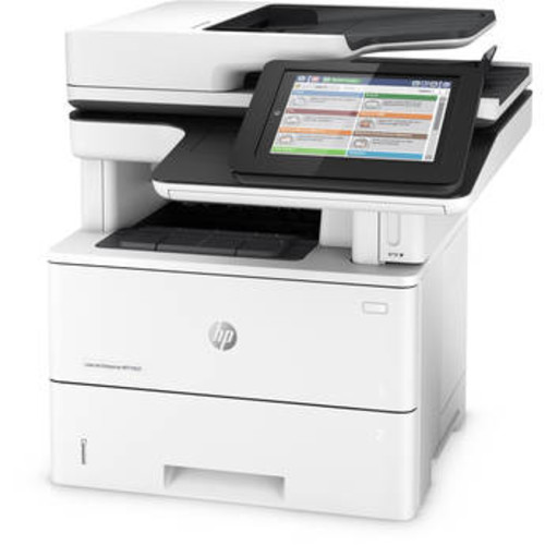 LaserJet Enterprise Flow M527z All-in-One Monochrome Laser Printer