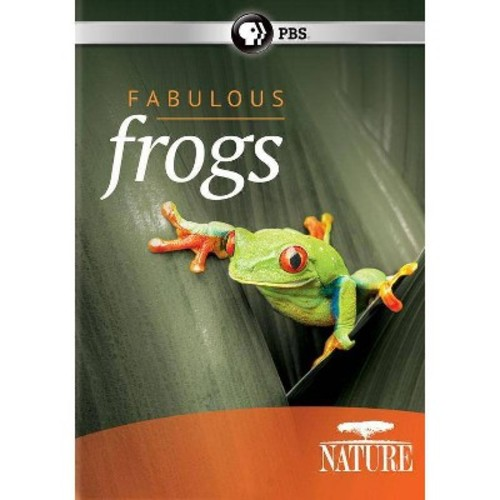 Nature: Fabulous Frogs (DVD)