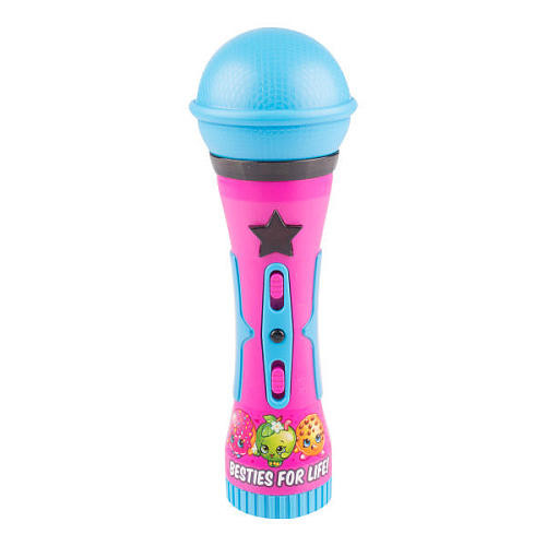 Shopkins MP3 Karaoke Microphone