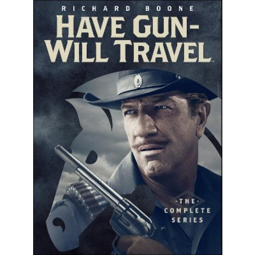 Have gun will travel:Complete series (DVD)