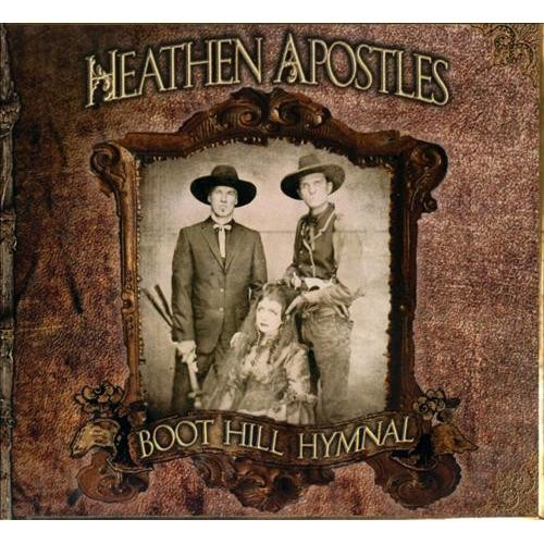 Boot Hill Hymnal [CD]