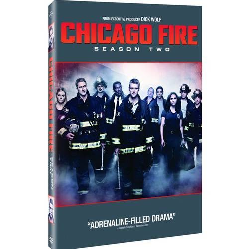 Chicago Fire: Season Two (DVD)