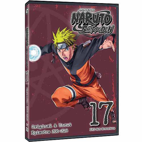 Naruto Shippuden Uncut: Set 17 (Full Frame)
