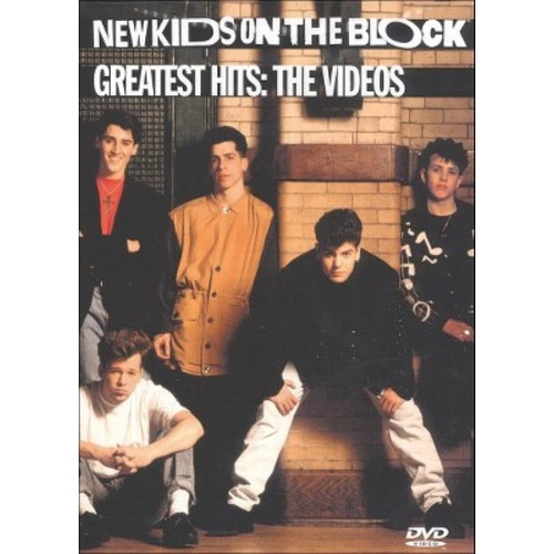 Kids On The Block: Greatest Hits - The Videos