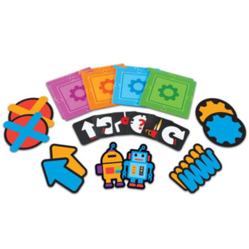 Learning Resources Let's Go Code! STEM Activity Set