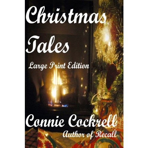 Christmas Tales: Large Print Edition