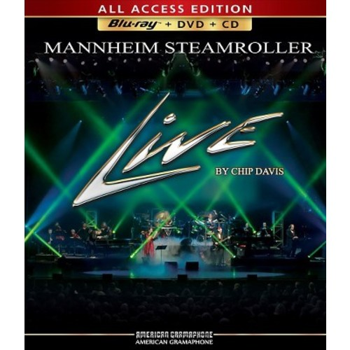 Live [All Access Edition] [CD/DVD] [CD & DVD]