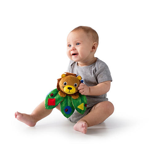 Baby Einstein Discover and Go Lion Toy