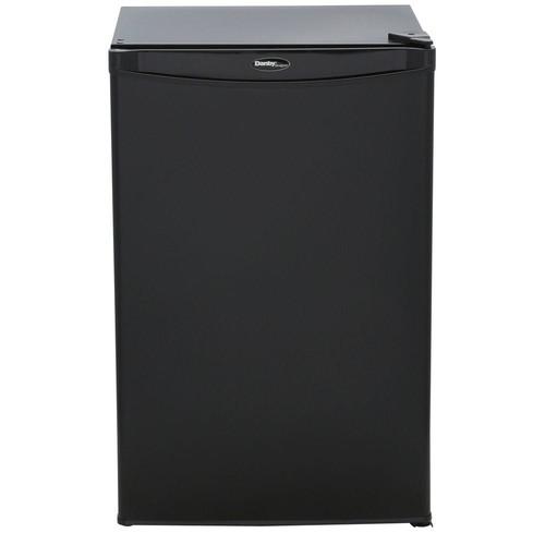 Danby 4.44 cu. ft. Mini Refrigerator in Black