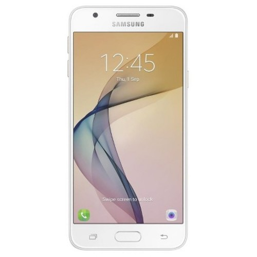 Unlocked Samsung Galaxy J5 Prime G570M GSM 4G LTE Quad-Core Phone with 13MP Camera - White