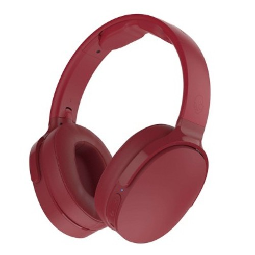 Skullcandy HESH 3 Bluetooth Wireless Headphones - Red