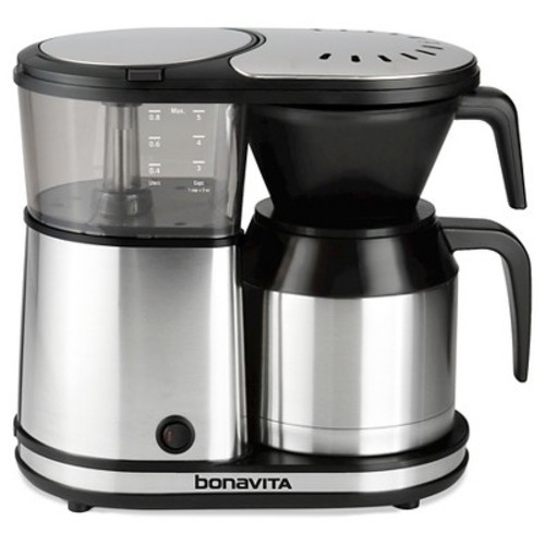 Bonavita BV1500TS 5-cup Stainless Steel Carafe Coffee Brewer