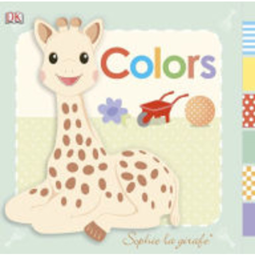 Colors (Sophie la girafe Series)