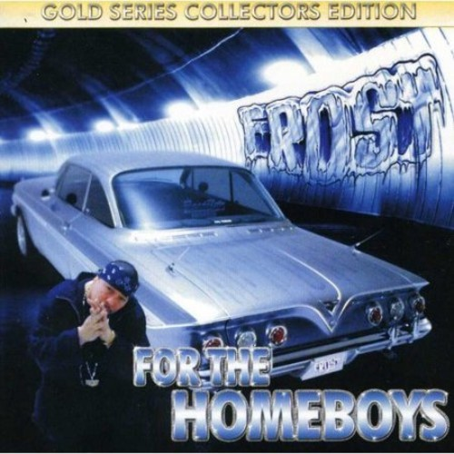For The Homeboys(Explicit Version) CD (2013)