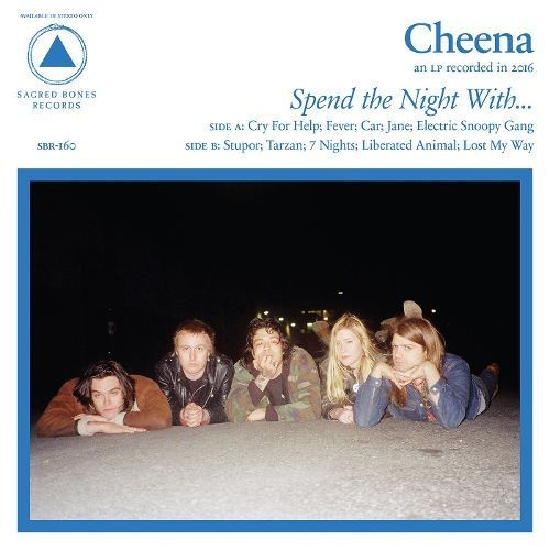 Spend the Night With [CD]