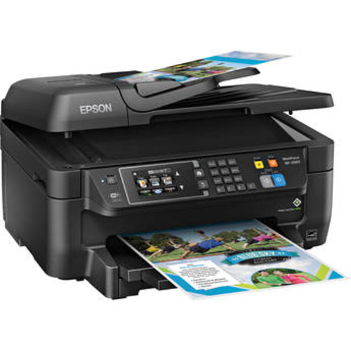 WorkForce WF-2760 All-in-One Inkjet Printer