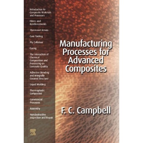 Manufacturing Processes for Advanced Composites