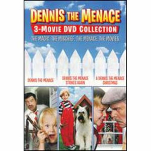 Dennis the Menace Collection [3 Discs]