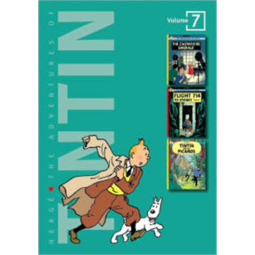 The Adventures of Tintin Three-In-One Series #7