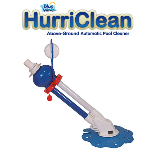 Swim Time Hurriclean Above Ground Pool Suction Cleaner