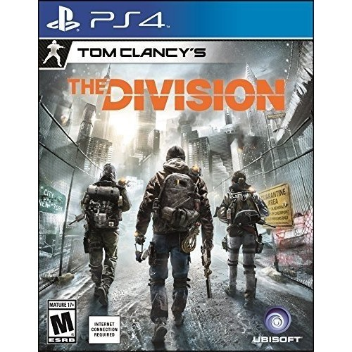 Tom Clancy's The Division - PlayStation 4 [Disc, Standard, PlayStation 4]