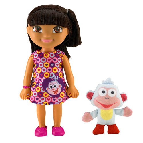 Dora the Explorer Best Friends Dora & Boots