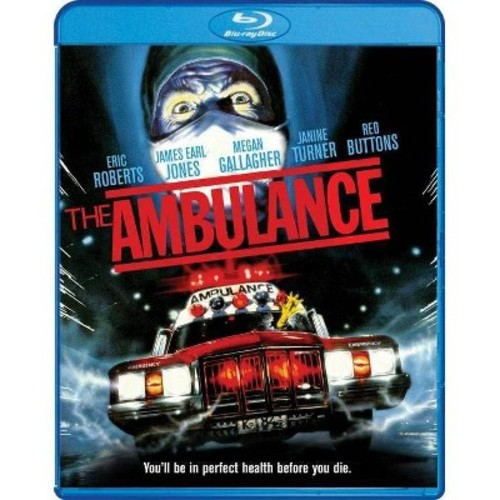 Ambulance (Blu-ray)