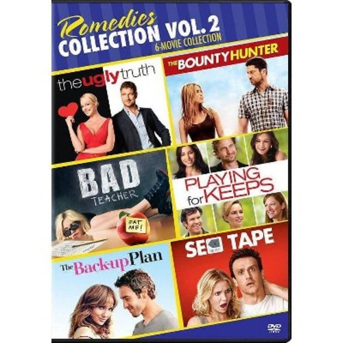 The Back Up Plan/ Sex Tape/ Bad Teacher (2011)/ Playing For Keeps/ TheBounty Hunter (2010)/ The Ugly Truth [DVD]