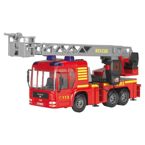 Dickie Toys SOS Fire Engine