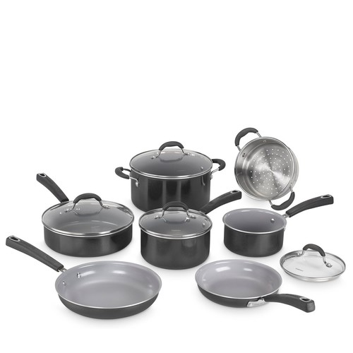 Cuisinart Advantage Ceramica XT 11-Piece Nonstick Cookware Set