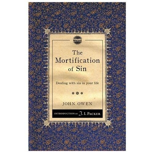 The Mortification of Sin Dealing With Sin in Your Life